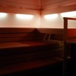 WOLU Sauna