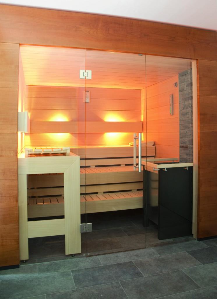 WOLU Element Sauna